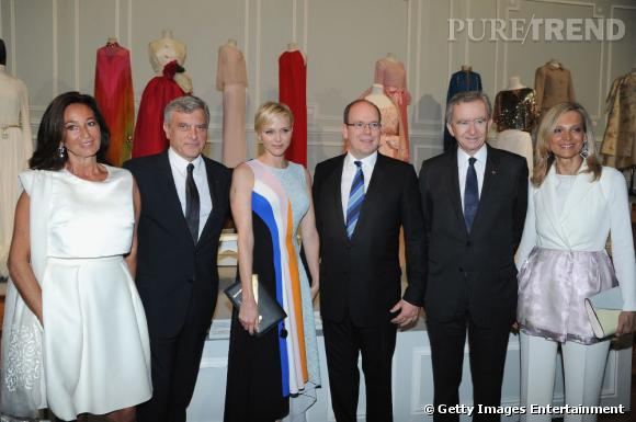Katia Toledano, Sidney Toledano, Princess Charlene de Monaco, Prince Albert  II of Monaco 4ff7fbb4caf6