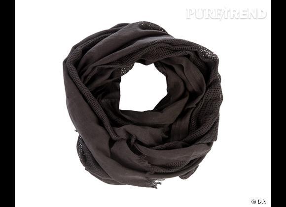 Tendance maxi foulard Printemps-Eté 2013 : le bon shopping     Foulard Maje, 75 €