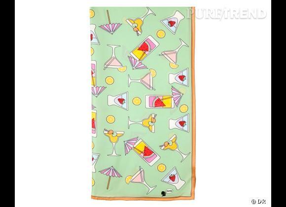Tendance maxi foulard Printemps-Eté 2013 : le bon shopping     Foulard Yazboukey, 97,50 € chez colette