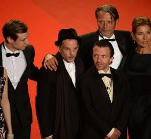 """L'équipe du film """"Michael Kholhaas"""" ."""