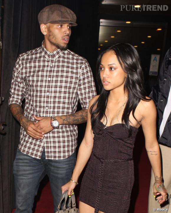 Chris Brown et Karrueche Tran se sont remis en couple et il serait question qu'elle s'installe dans la villa du chanteur à Hollywood Hills.