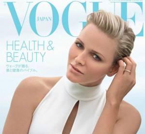Charlene de Monaco : divine en toute simplicite pour le Vogue Japon
