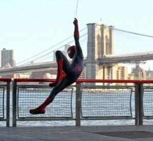 The Amazing Spider-Man 2 : bagarres et diplome sur le tournage