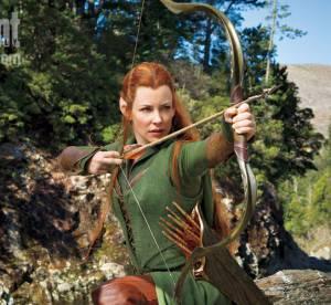 Le Hobbit 2 : Evangeline Lilly prend les traits d'une elfe sylvestre