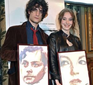 Louis Garrel en 2009 a eu l'honneur de recevoir le Prix Patrick Dewaere.