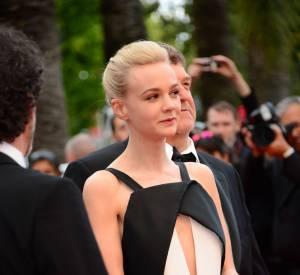 Pas de photos du Festival de Cannes pour Carey Mulligan.