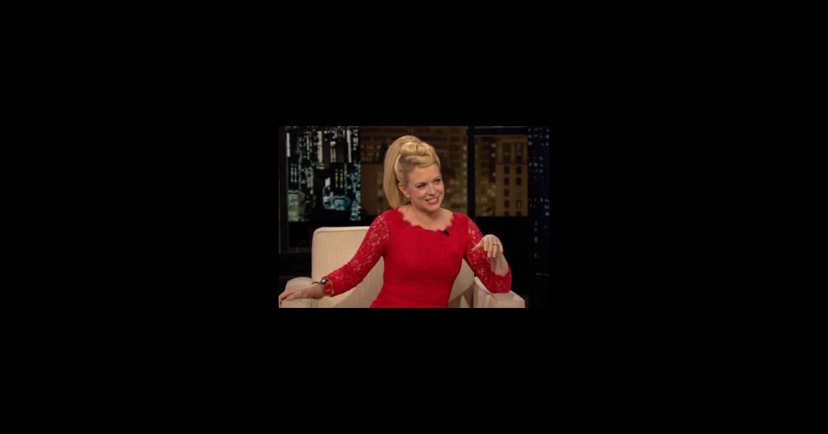 Melissa joan hart a racont dans les d tails son baiser for Dans joam