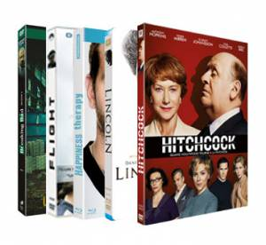 Hitchcock, Lincoln, Flight, 7 Psychopathes... Les 15 DVD de juin