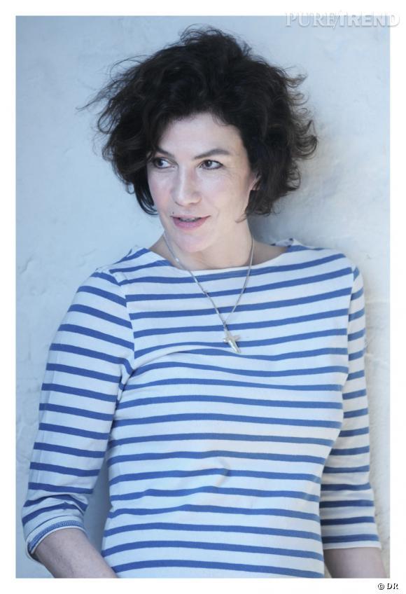 Portrait de Virginie Thévenet