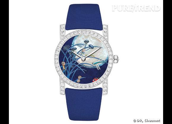Les montres Précieuses Attrape-Moi... Si tu m'aimes de Chaumet.