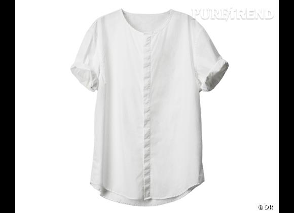 H&M collection Eté 2013 : coups de coeur    Chemise, 24,95 €