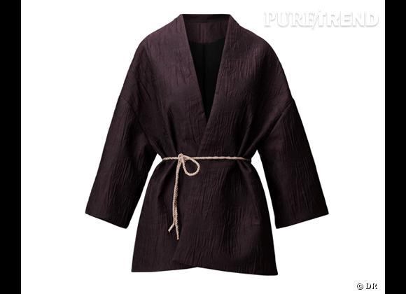 H&M collection Eté 2013 : coups de coeur    Veste kimono, 69,95 €