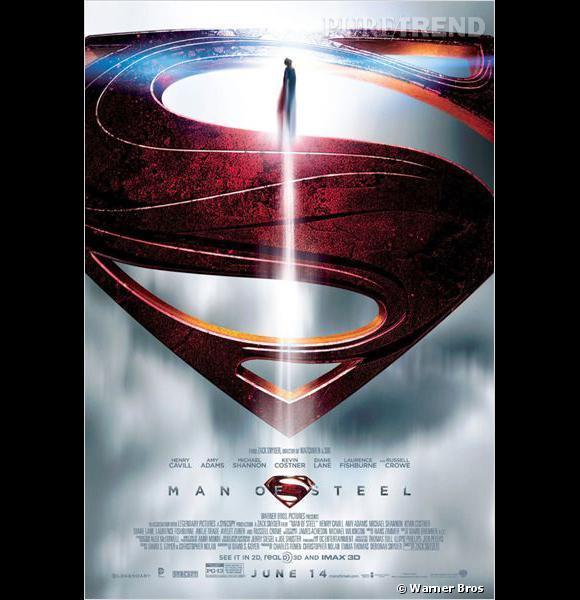 """Man of Steel"" réunit Henry Cavill, Amy Adams, Russell Crowe et Kevin Costner..."
