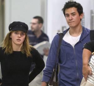 Emma Watson et son boyfriend Will, un couple bien assorti