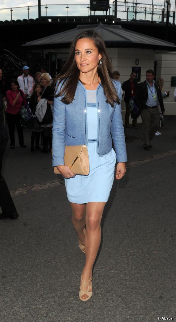 Pippa Middleton porte des chaussures Ash.