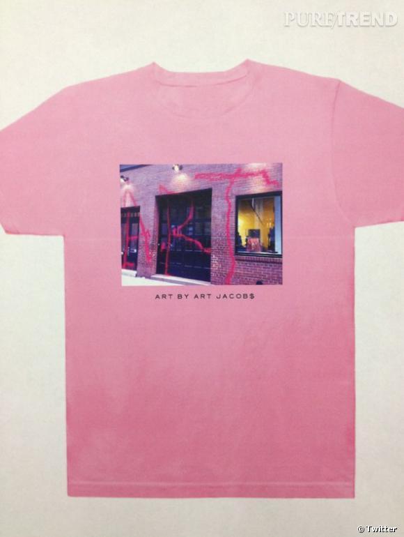 Marc Jacobs réplique suite à la dégradation de la façade de sa boutique de SoHo.