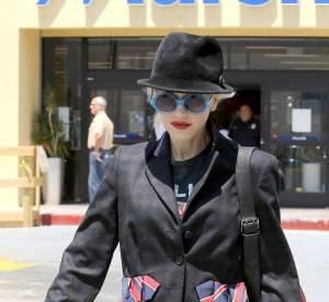 Gwen Stefani broie du noir a Los Angeles... Le flop mode