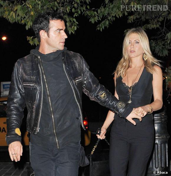 Jennifer Aniston et Justin Theroux, bientôt la fin de leur histoire ?