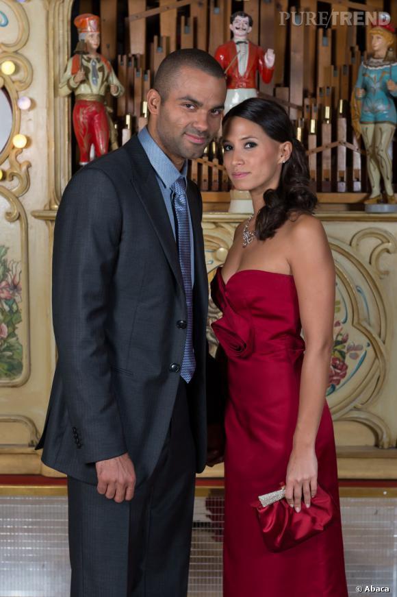 Tony Parker et Axelle Francine fiancés !