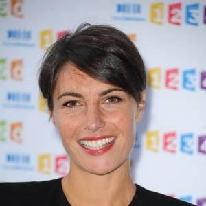 """Alessandra Sublet quitte France 5 et son émission """"C à Vous"""" pour préparer un nouveau format d'émission."""
