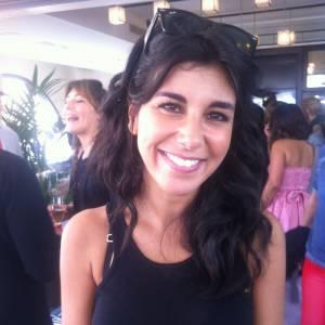 Reem Kherici était à Cannes pour présenter son film.