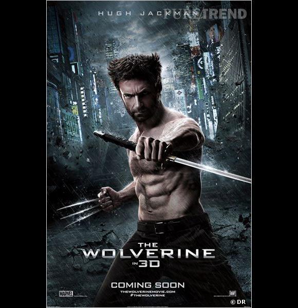 """Le film  : """"Wolverine""""    Le pitch :  Logan, l'éternel guerrier marginal, se retrouve au Japon. Là-bas, ses griffes en adamantium se heurteront à l'acier des samouraï. Logan sera confronté à une figure mystérieuse de son passé, dans une bataille épique qui le changera à jamais.    La date de sortie  : 24 juillet 2013."""