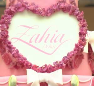 L'ouverture de la pâtisserie Zahia.