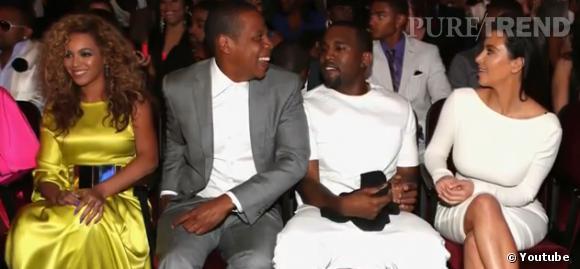 Beyoncé et Jay-Z offrent des cadeaux de luxe à la fille de Kim Kardashian et Kanye West.