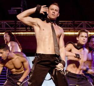 Channing Tatum accro au nudisme... et a Alyssa Milano !