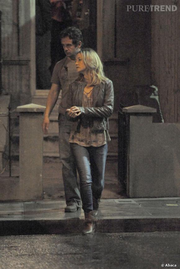 """Rassurez-vous, les deux acteurs sont seulement sur le tournage de leur prochain film """"Good People""""."""