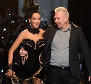 Nabilla, mannequin ''bas de gamme'' : Jean Paul Gaultier repond aux critiques