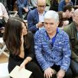 Tim Blanks, journaliste au Style.com