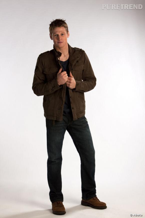 Zach Roerig a beau jouer un adolescent dans le show, il a tout de même 28 ans !