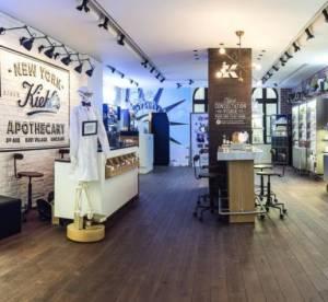 Kiehl's ouvre une nouvelle boutique au coeur du Paris de la mode