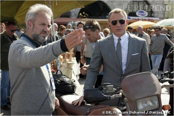 "Sam Mendes va réaliser le ""James Bond 24""."