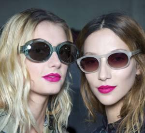 Lunettes de soleil et rouges à lèvres : les bonnes combinaisons
