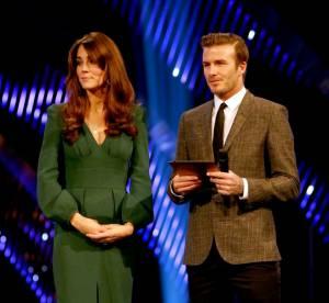Kate Middleton et le royal baby : David Beckham a deja choisi un prenom !