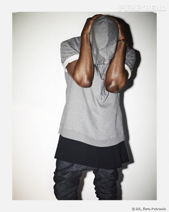 Kanye West pour A.P.C.