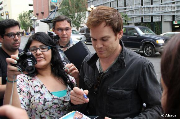 """Michael C. Hall est très attendu au Comic-Con 2013 de San Diego, pour parler de la fin de """"Dexter""""."""