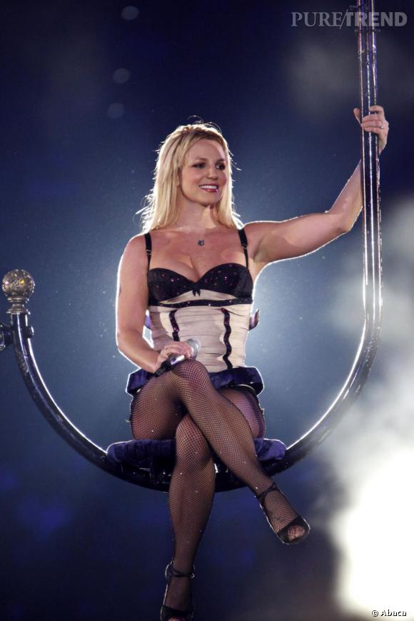 Britney Spears enflammera bientôt les scènes de Las Vegas !