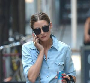 Olivia Palermo, le denim chic et estival... A shopper !