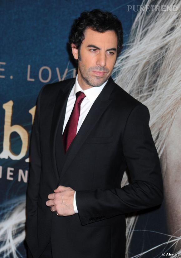 Sacha Baron Cohen, viré du biopic sur la vie de Freddie Mercury.