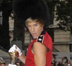Sacha Baron Cohen, un acteur délirant qui était prêt à se mettre dans la peau de Freddie Mercury.