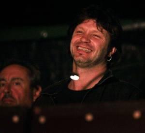 Bertrand Cantat à la 21ème edition du festival de rock des nuits Atypiques de Langon.