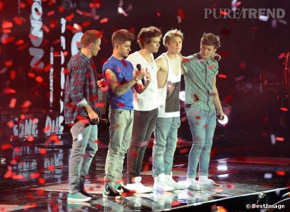 Pour leurs 3 ans de carrière, les One Direction battent le record Vevo du nombre de vues en 24 h avec leur clip Best Song Ever.
