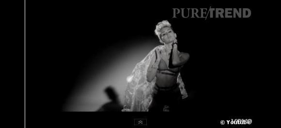 Miley Cyrus dans le ne nouveau clip de Big Sean, Fire.