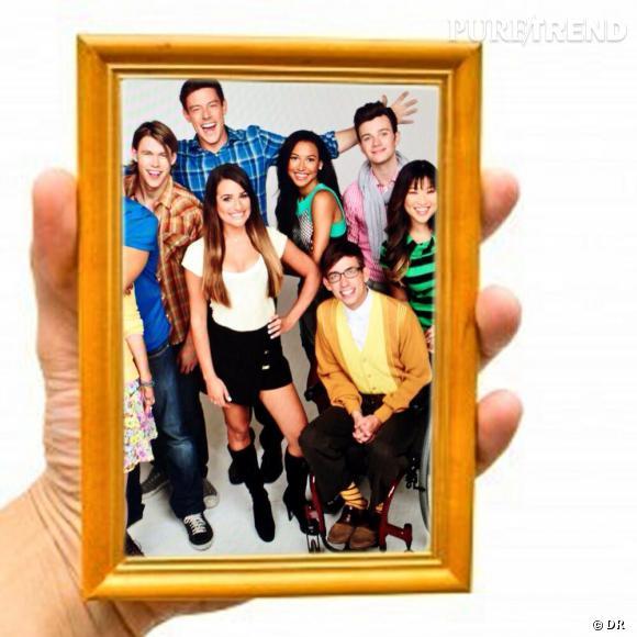 """La saison 5 de """"Glee"""" rendra hommage à Cory Monteith, décédé d'une overdose le 13 juillet dernier."""