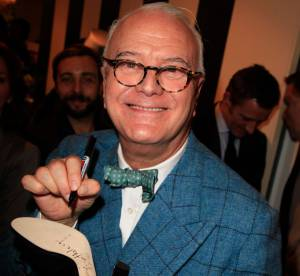 Manolo Blahnik, nouvel invité de la Fashion Week de Londres