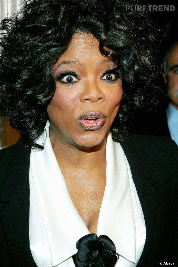 Oprah Winfrey, victime de racisme en Suisse.