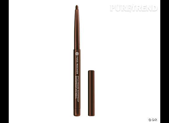 Petit prix : nos must have maquillage de l'été à moins de 15 € !    Stylo regard waterproof, Yves Rocher, 9,50 €